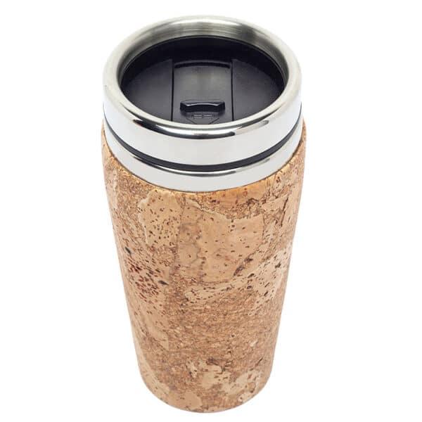 Thermobecher «Cup» mit Korkbeschichtung