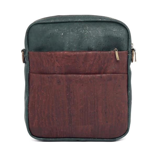 Vegane Crossbody Tasche aus Kork