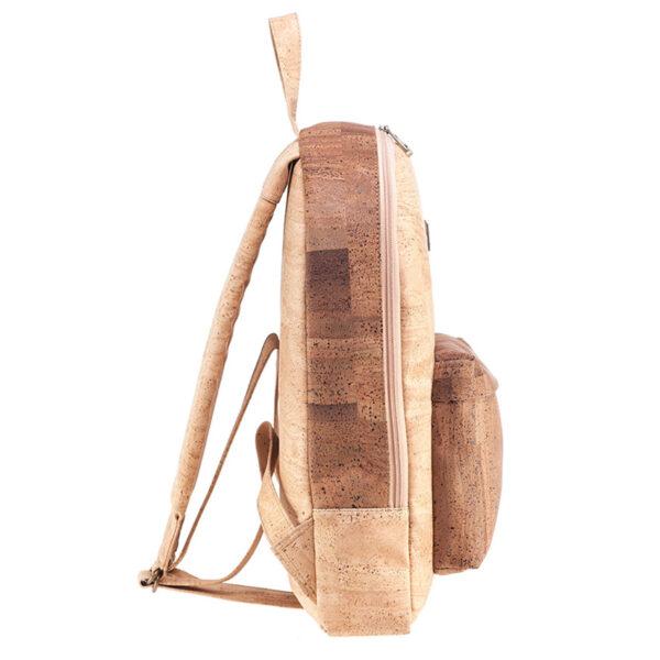 Veganer Rucksack «Medium» aus Kork von Montado