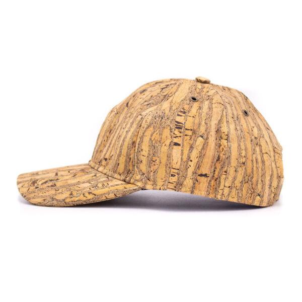 Veganes Baseball Cap «Structure» aus Kork