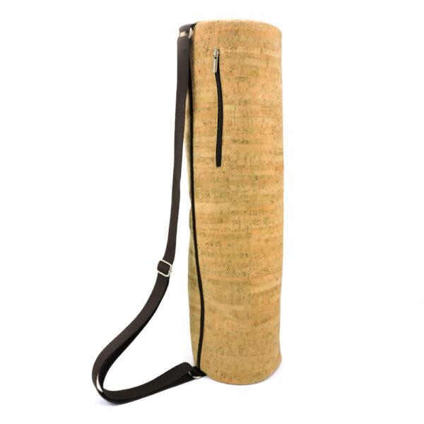 Kork Tasche für Yoga Matte