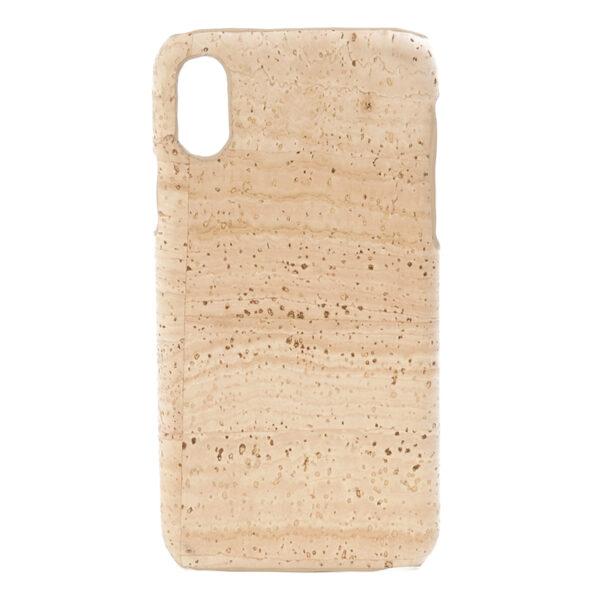 Handyhülle «iPhone X» aus Kork von Artelusa