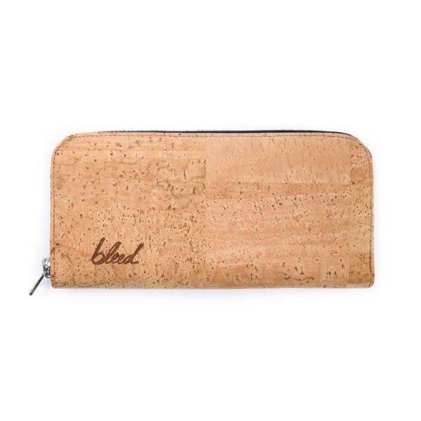 Kork Portemonnaie «bleed»