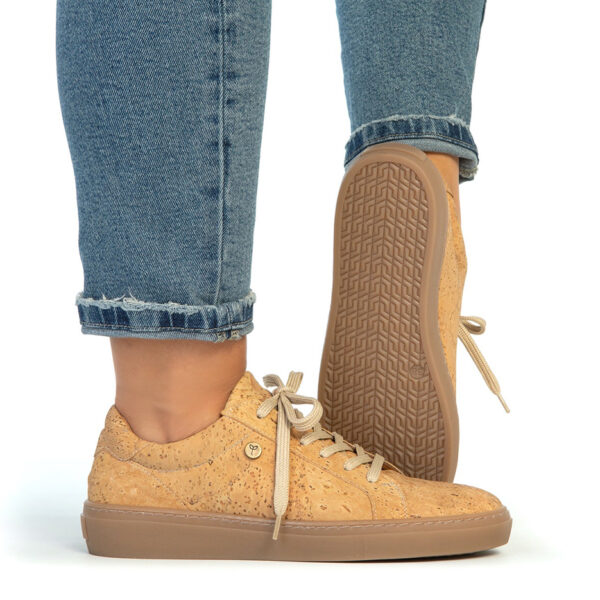 Kork Sneaker «Riesling» von Treec
