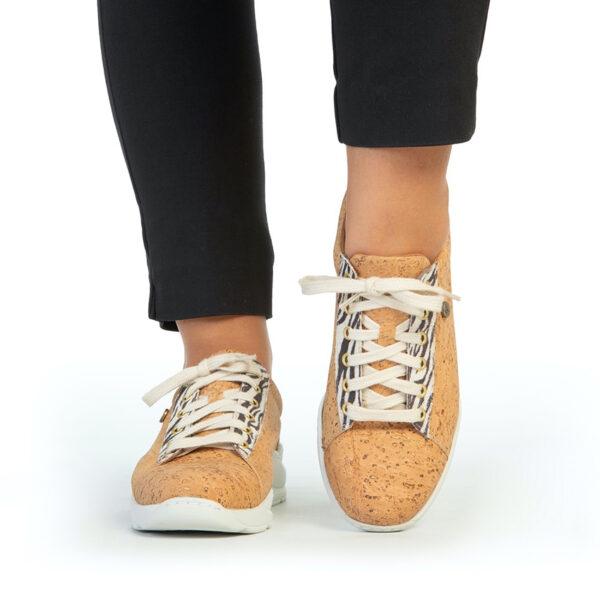 Kork Schuhe «Wilde» von Treec