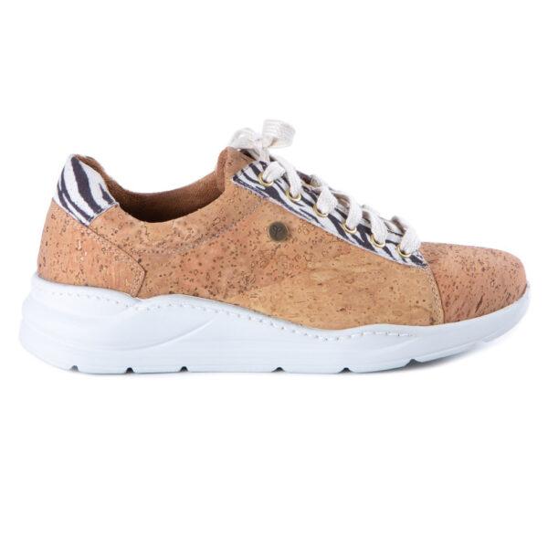 Kork Schuh «Wilde» von Treec