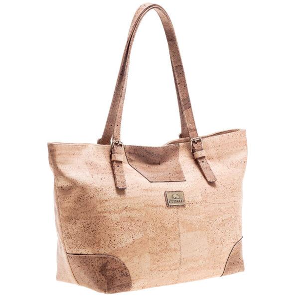 oekologische Handtasche aus Kork